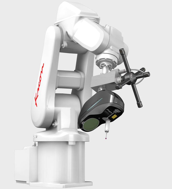 AirTrack Robot