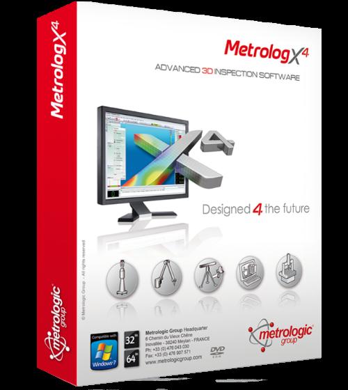 Metrolog X4 box