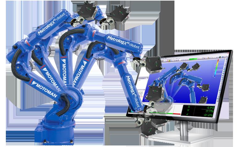 Robot Metrolog X4